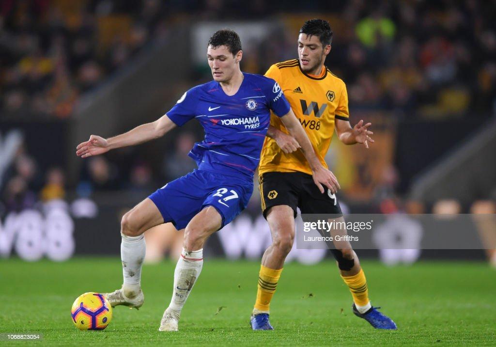 Wolverhampton Wanderers v Chelsea FC - Premier League : News Photo