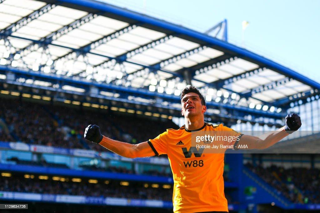 Chelsea FC v Wolverhampton Wanderers - Premier League : News Photo