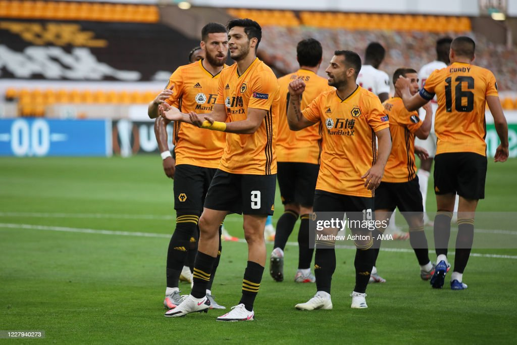 Wolverhampton Wanderers v Olympiacos FC - UEFA Europa League Round of 16: Second Leg : News Photo