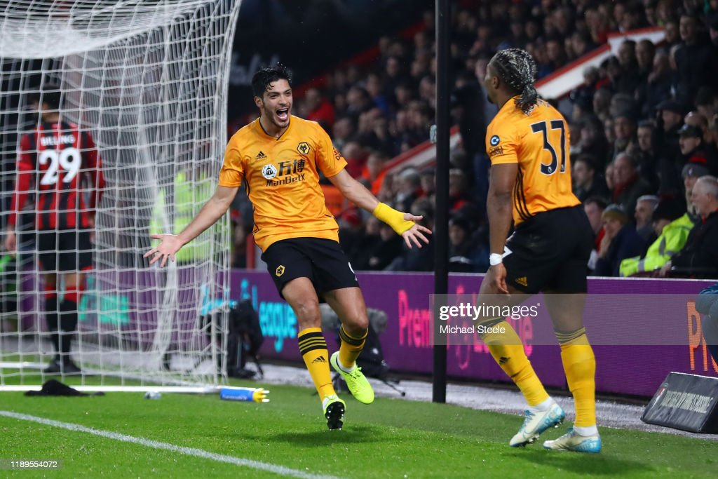AFC Bournemouth v Wolverhampton Wanderers - Premier League : News Photo