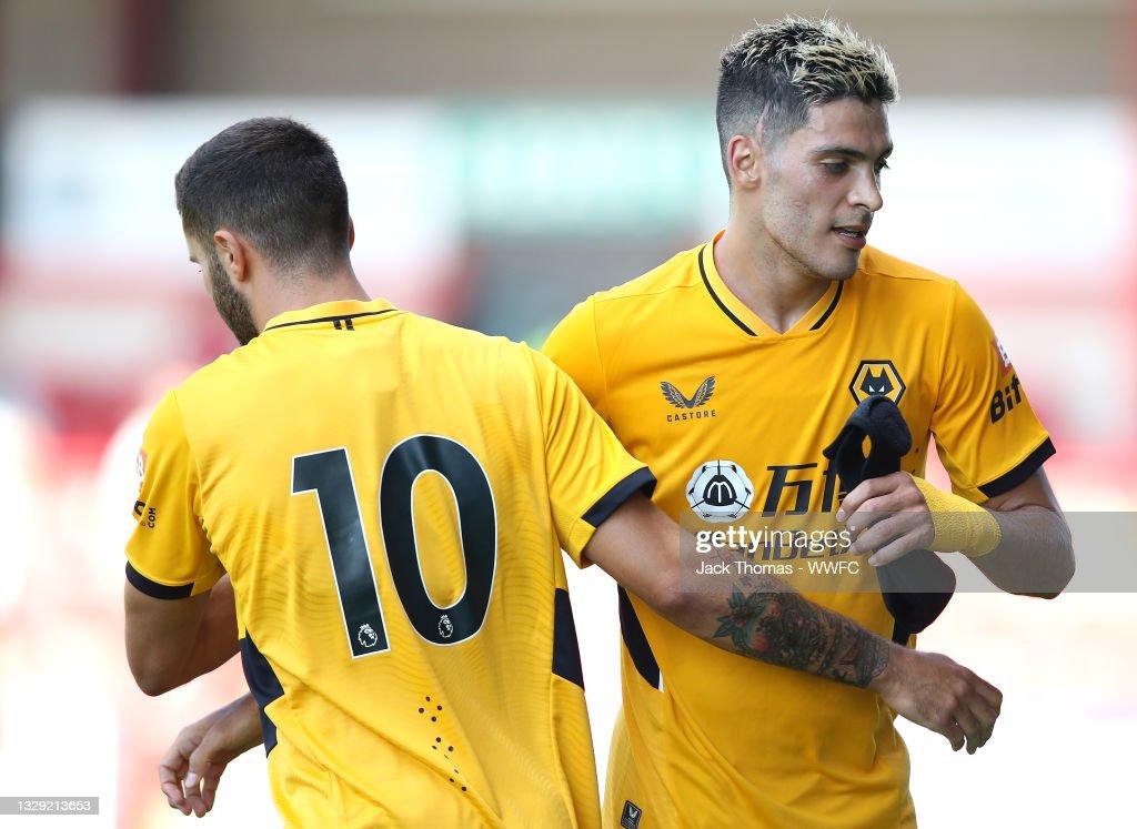 Crewe Alexandra v Wolverhampton Wanderers: Pre-Season Friendly : News Photo