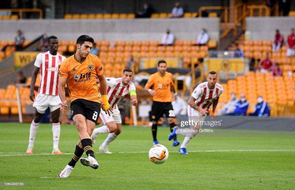 Wolverhampton Wanderers v Olympiacos FC - UEFA Europa League Round of 16: Second Leg : News Photo