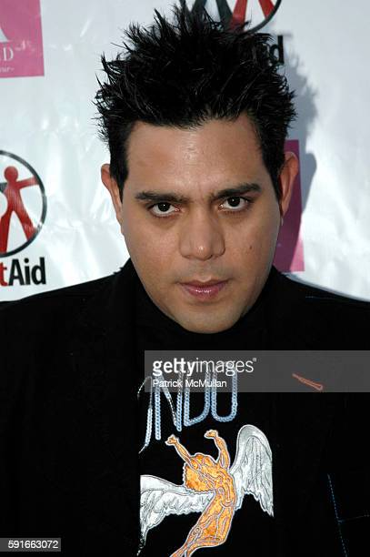 Raul JuliaLevy attends Next Aid Supporting Children Orphaned by AIDS in Africa at The Room Santa Monica Blvd on June 22 2005