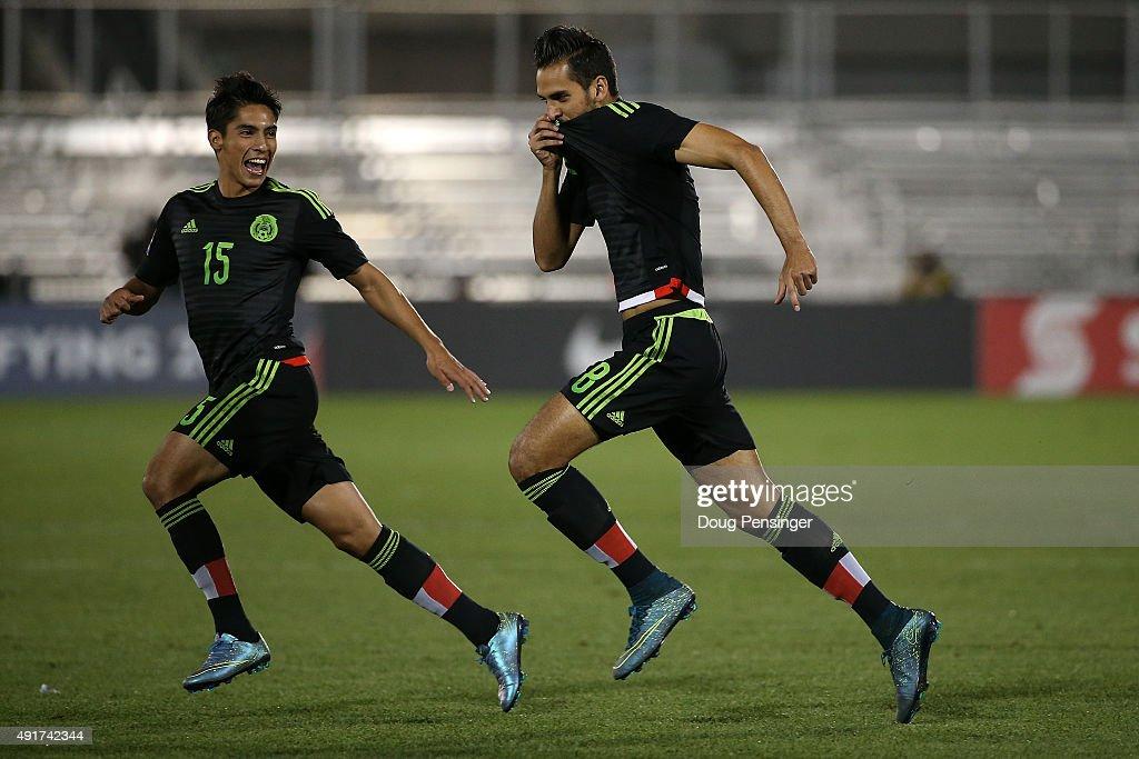 Mexico v Honduras: Group B - 2015 CONCACAF Olympic Qualifying