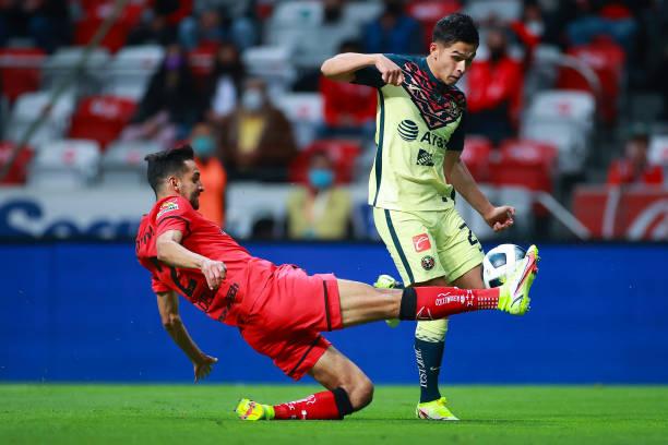 MEX: Toluca v America - Torneo Apertura 2021 Liga MX