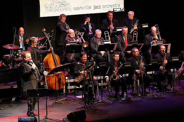 raul malo performs a valentines day concert with the nashville jazz orchestra at blair school of