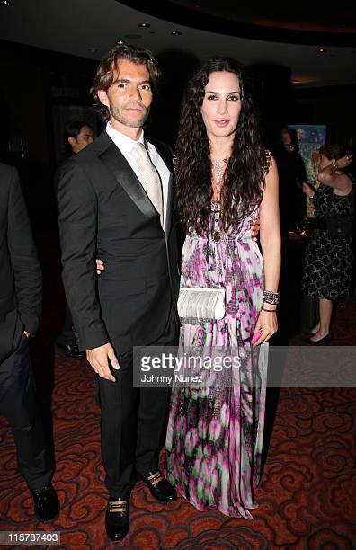 Raul MartinezOstos and Mata Cristiana attend the 2011 Jose Limon Dance Foundation Gala at the Mandarin Oriental Hotel on June 9 2011 in New York City