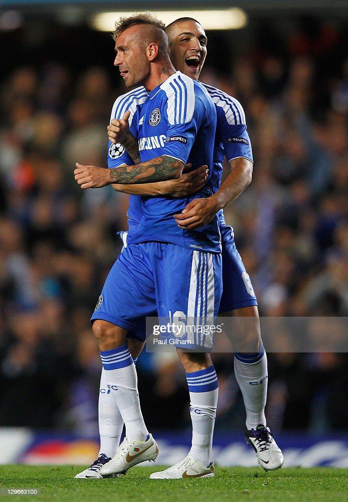 Chelsea FC v KRC Genk - UEFA Champions League