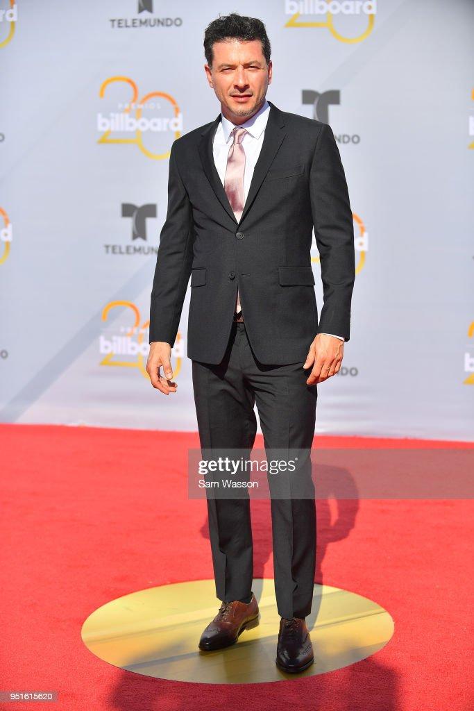 Raul Mendez the 2018 Billboard Latin Music Awards at the Mandalay Bay Events Center on April 26, 2018 in Las Vegas, Nevada.