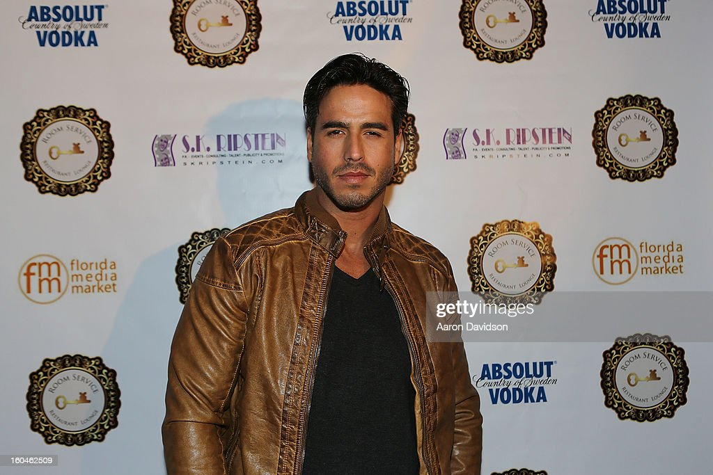 Raul Olivo attends The Florida Media Market 2013 Event at Room Service on January 31, 2013 in Miami Beach, Florida.
