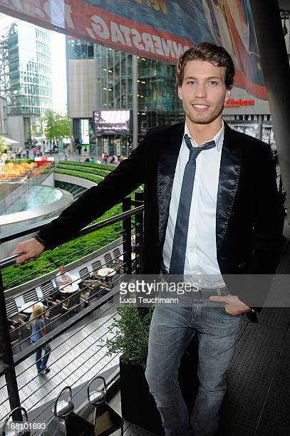 Raul Richter attends the 'Epic' Premiere at CineStar on May 5 2013 in Berlin Germany
