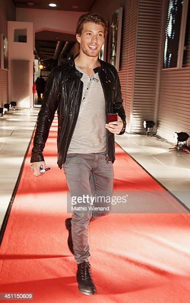 Raul Richter attends the RTL Telethon 2013 on November 21 2013 in Cologne Germany