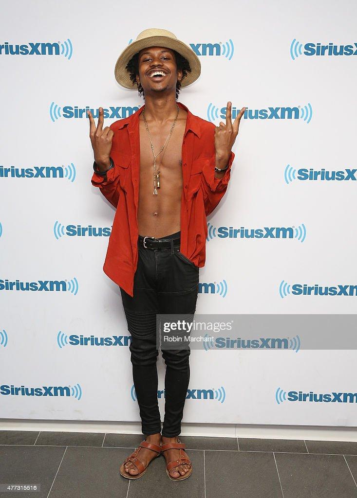 Celebrities Visit SiriusXM Studios - June 16, 2015