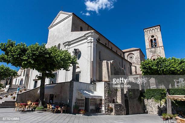 Ravello Cathedral on Piazza Duomo, Amalfi Coast