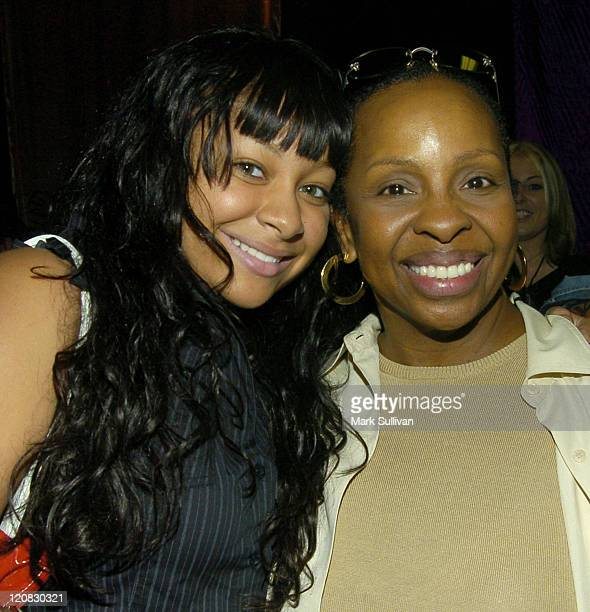 Raven and Gladys Knight in Backstage Creations Talent Retreat at 2004 Motown 45 Special