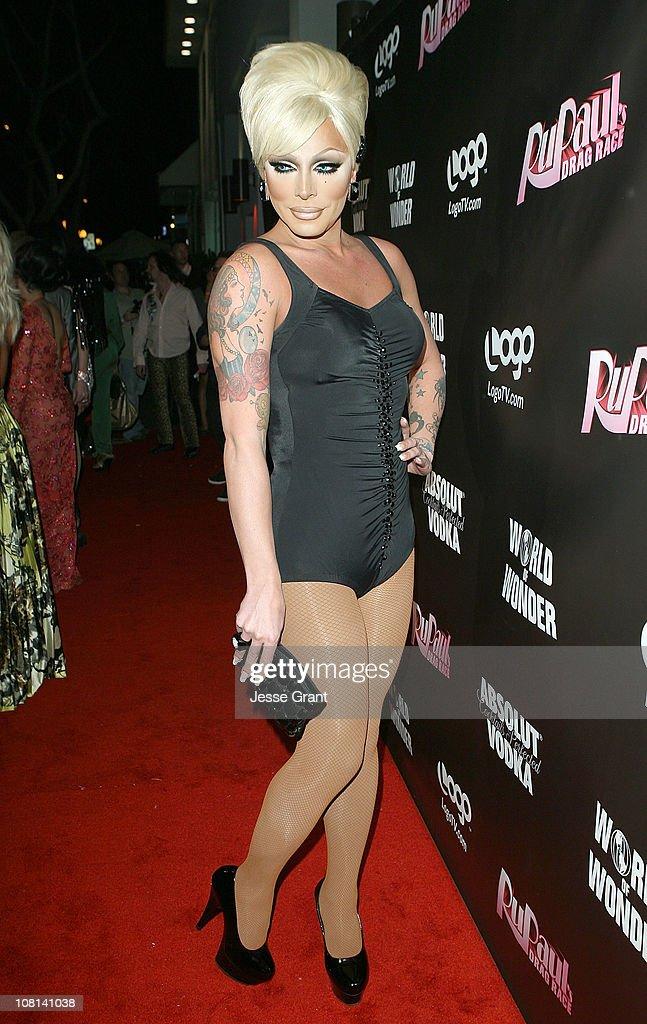 "ABSOLUT Sponsors ""RuPaul's Drag Race"" Season 3 Premiere Party : News Photo"