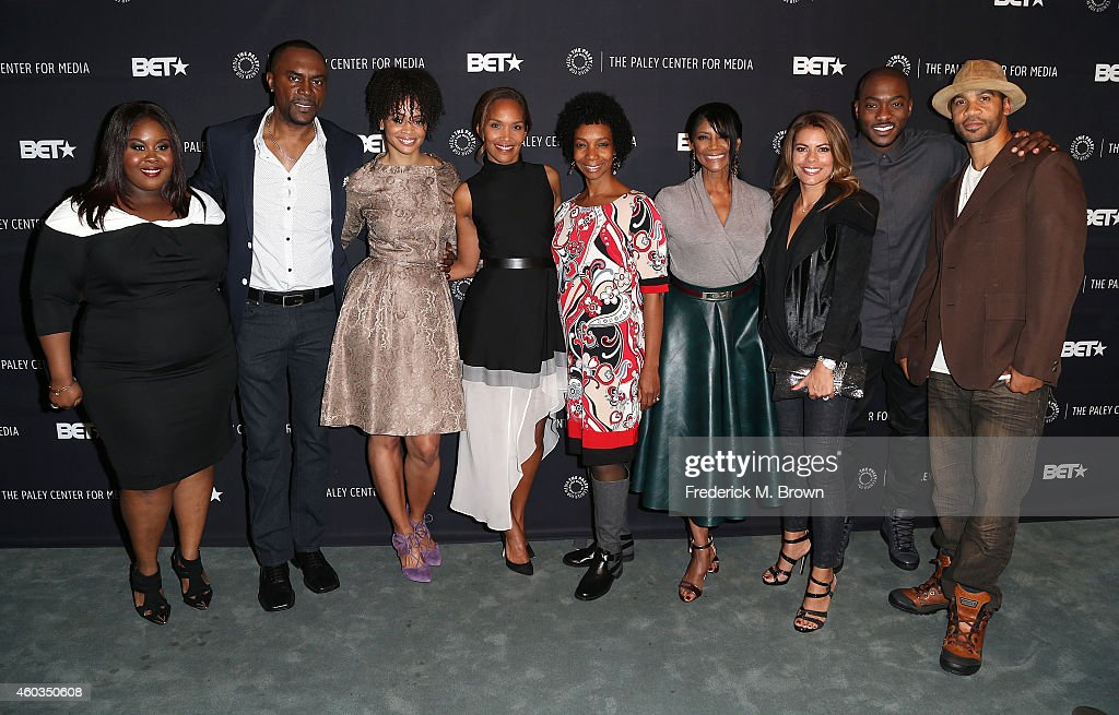 """The Paley Center For Media Presents Presents Exclusive Premiere Of BET Networks' """"Being Mary Jane"""" Season 2"""
