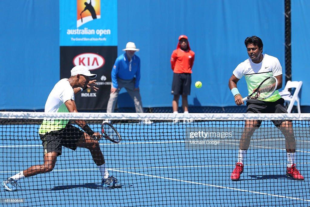 2015 Australian Open - Day 3 : ニュース写真