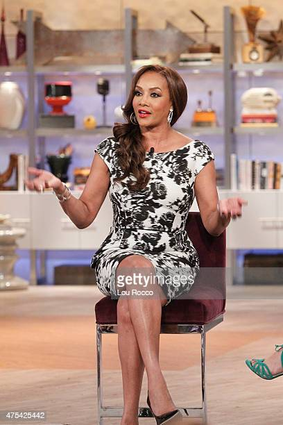 THE VIEW Raven Symone and Michelle Collins join cohosts Whoopi Goldberg and Nicolle Wallace on 'THE VIEW' airing FRIDAY MAY 22 on the ABC Television...
