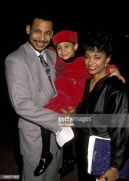 Raven Symone Mom Lydia Gaulden and Dad Christopher Pearman