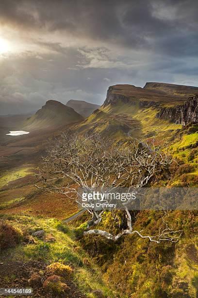 Ravens Eerie, Quiraing, Skye