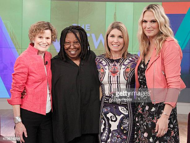 THE VIEW RavenSymone and Molly Sims are the guest cohosts Guests include Judy Blume and Jim Parsons today Tuesday June 2 2015 on Walt Disney...