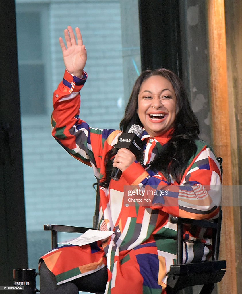 "The Build Series Presents Chef Alex Guarnaschelli Discussing ""Chopped"" With Raven-Symone."