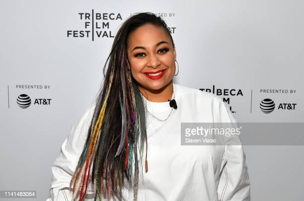 Raven-Symone attends Tribeca Celebrates Pride Day at 2019 Tribeca Film Festival at Spring Studio on May 4, 2019 in New York City.