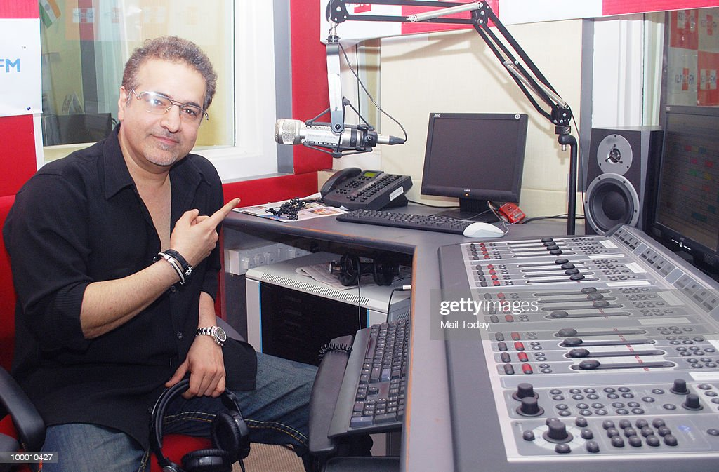 Ravi Behl during a promotional event for Boogie Woogie in Mumbai on May 18, 2010.