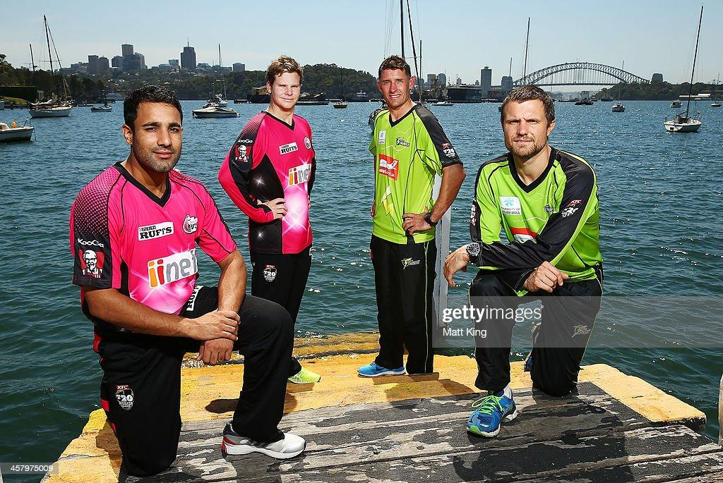 Sydney Big Bash League Media Session