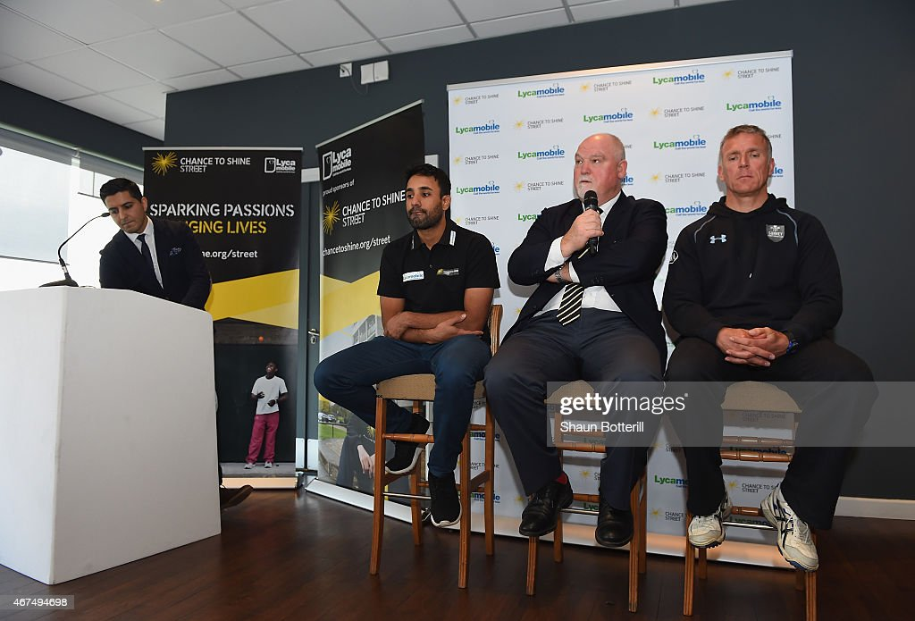 Lycamobile & Chance to Shine Street Partnership Announcement