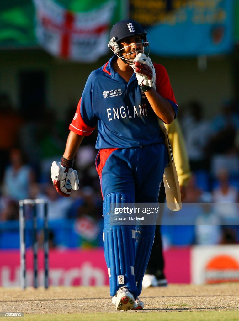 ICC Cricket World Cup Super Eights - England v Sri Lanka : News Photo