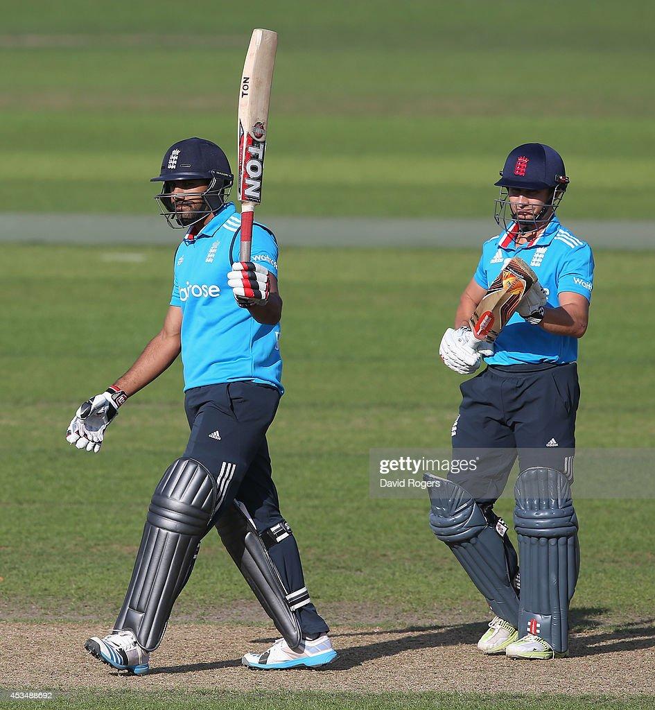 England Lions v Sri Lanka A - Triangular Series