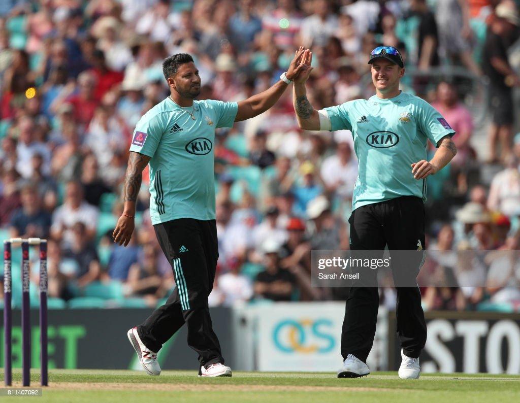 Surrey v Somerset - NatWest T20 Blast