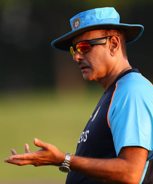 ARE: India v England: Warm Up Match - ICC Men's T20 World Cup 2021