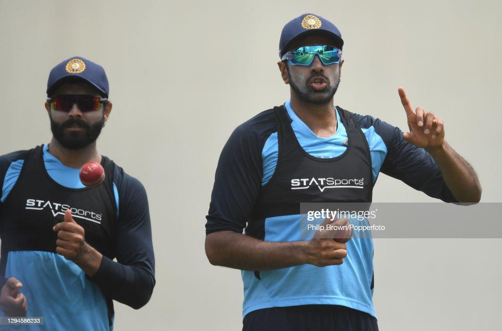 India Nets Session : News Photo