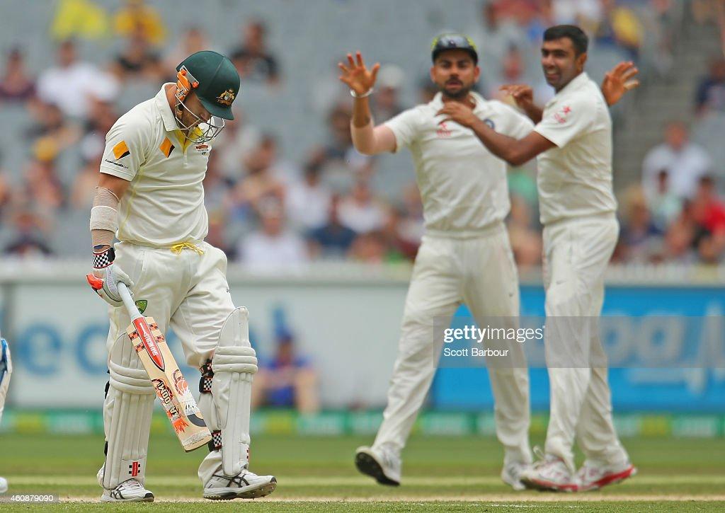Australia v India: 3rd Test - Day 4 : News Photo