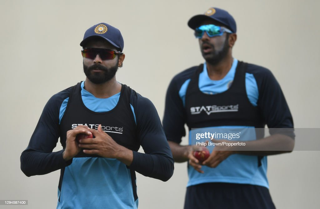 India Nets Session : News Photo