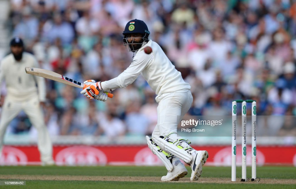 England v India: Specsavers 5th Test - Day Three : News Photo