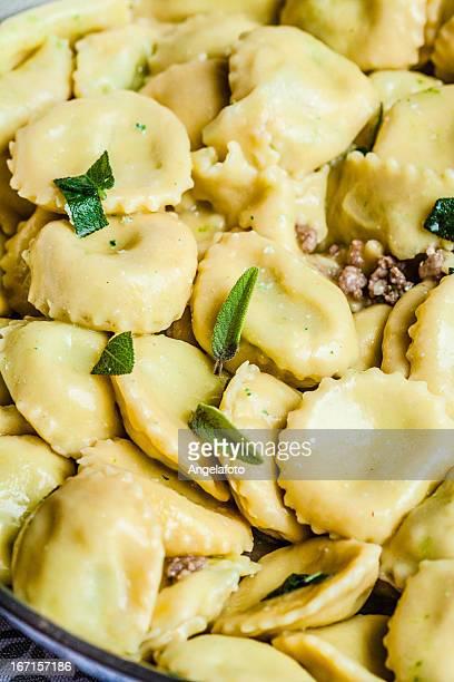 Ravioli di Ricotta e formaggio Mozzarella