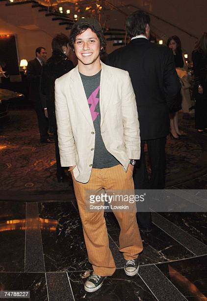 Raviv 'Ricky' Ullman at the Mo Bar at The Mandarin Oriental in New York City New York