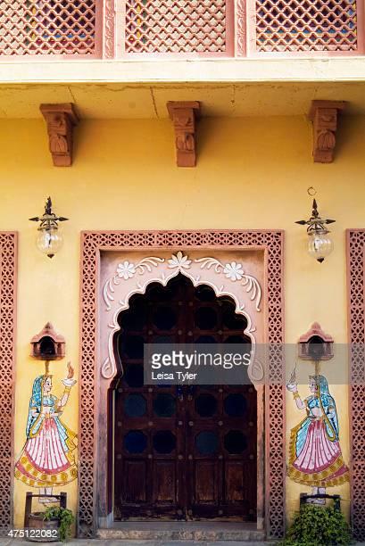 Ravla Bhenswara the extensive home of Kunwar Shiv Pratap Singh the heir apparent of Bhenswara Struggling for years to keep up with maintenance costs...