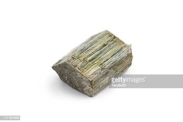 Raw Asbestos Mineral Specimen