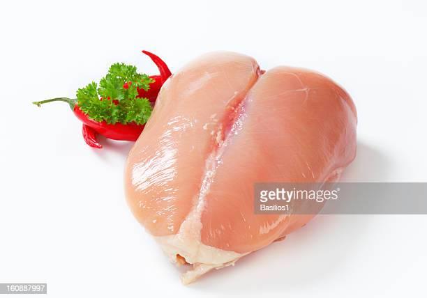 Blanc de poulet cru