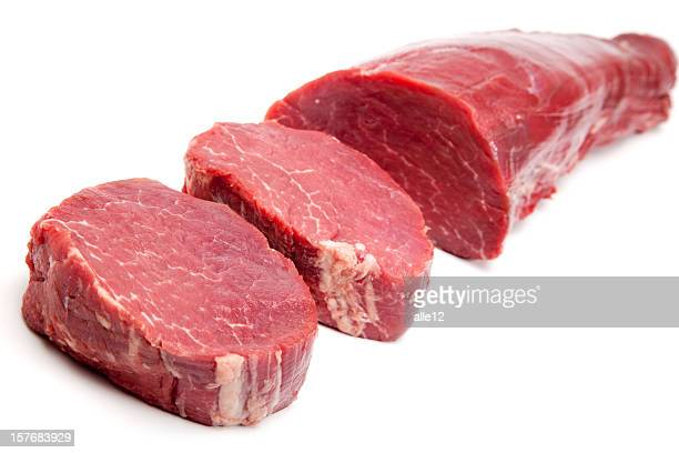 Raw Filet Mignon