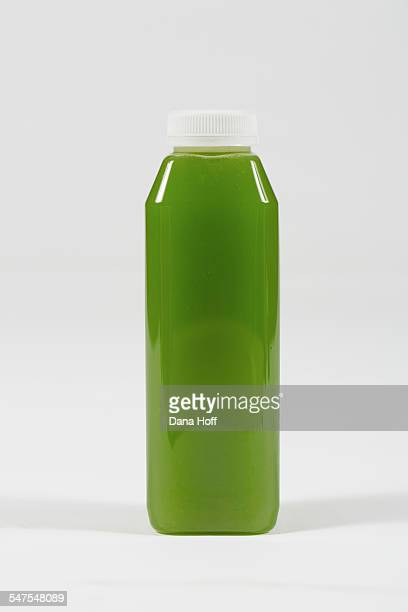 Raw fruit vegetable smoothie juice drink