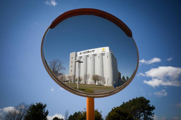 JPN: Inside Sapporo Breweries Beer Plant