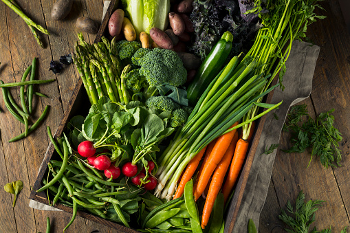 Raw Organic Spring Farmers Market Box 908062538