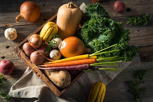 Raw Organic Winter Farmers Market Box 903445498