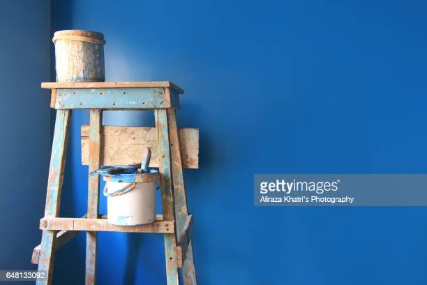 Raw paint